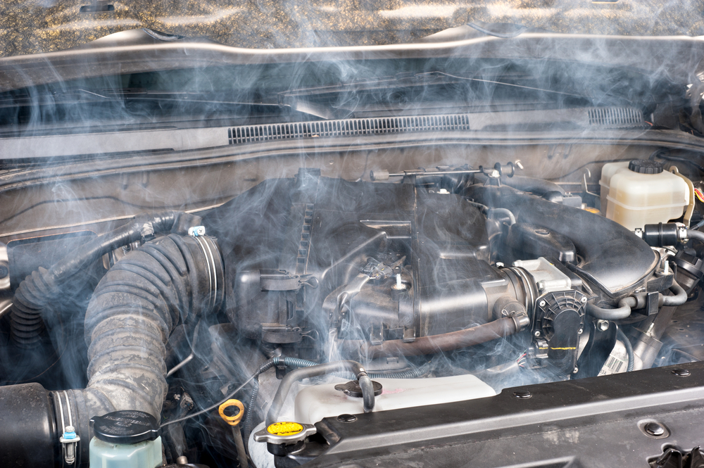 5 Things To Do When Your Car Overheats